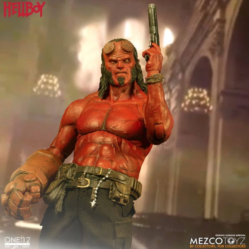 Hellboy (2019) Action Figure 1/12 Hellboy-13553
