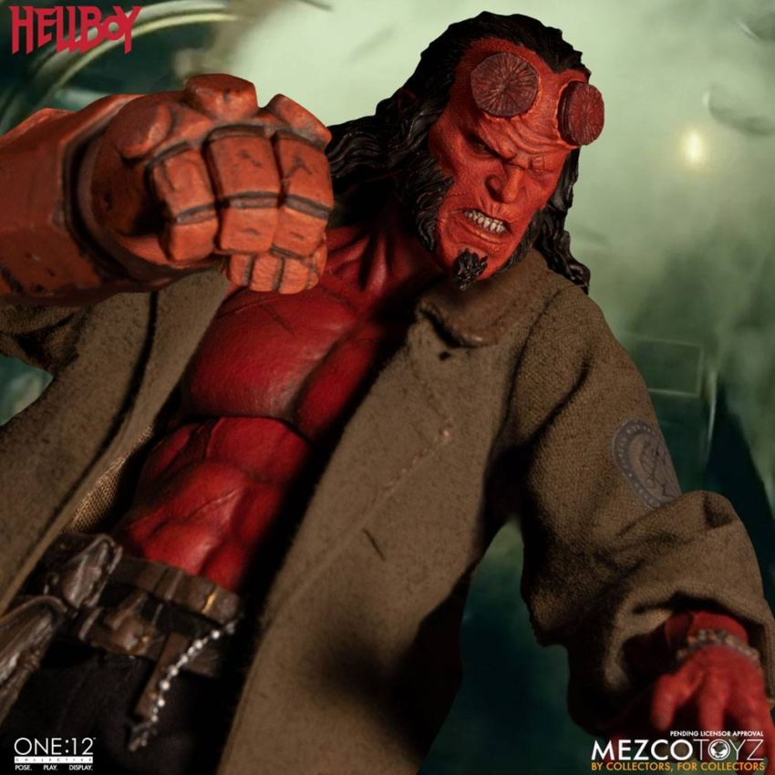 Hellboy (2019) Action Figure 1/12 Hellboy-13555