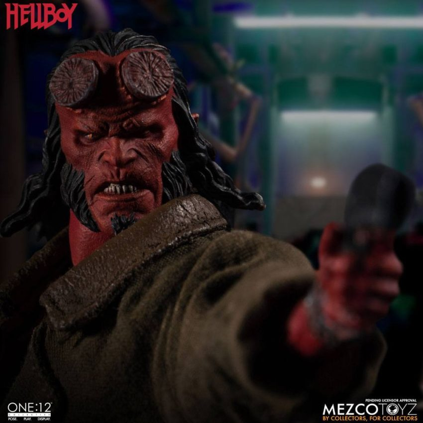 Hellboy (2019) Action Figure 1/12 Hellboy-13556