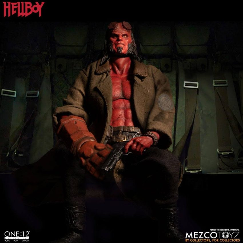 Hellboy (2019) Action Figure 1/12 Hellboy-13557