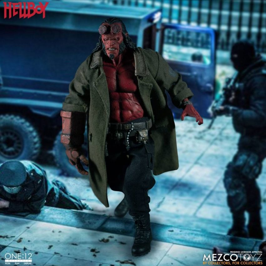 Hellboy (2019) Action Figure 1/12 Hellboy-13559