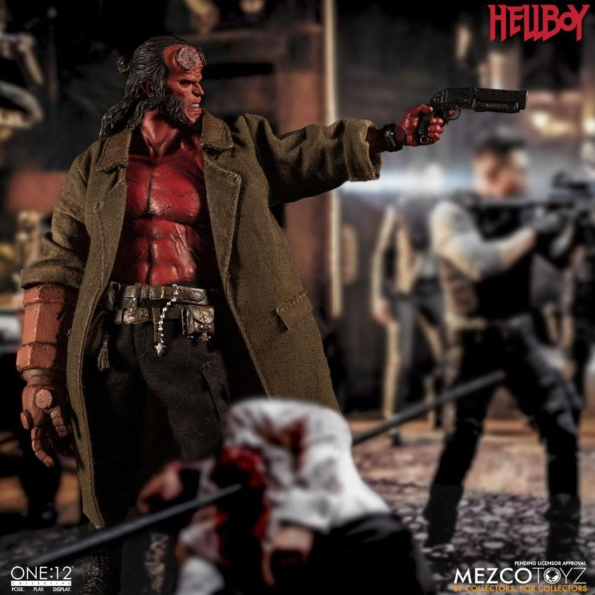 Hellboy (2019) Action Figure 1/12 Hellboy-13560
