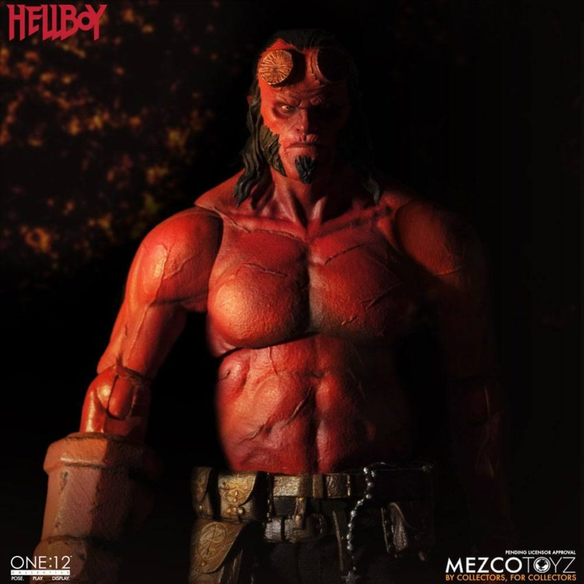Hellboy (2019) Action Figure 1/12 Hellboy-13561
