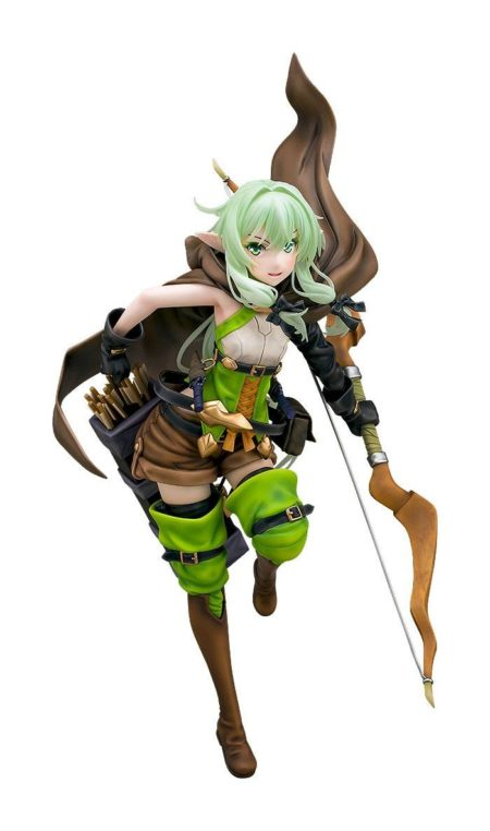 Goblin Slayer PVC Statue 1/7 High Elf Archer-0