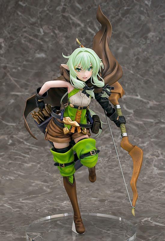 Goblin Slayer PVC Statue 1/7 High Elf Archer-13685