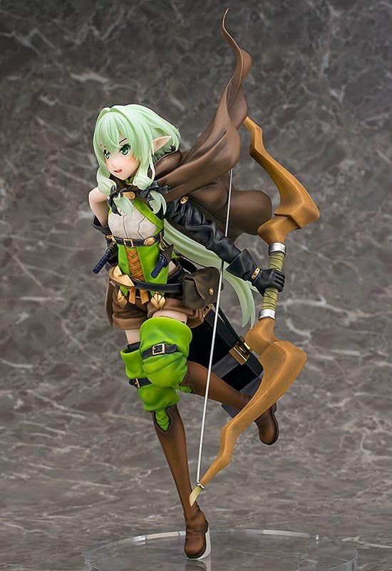 Goblin Slayer PVC Statue 1/7 High Elf Archer-13684