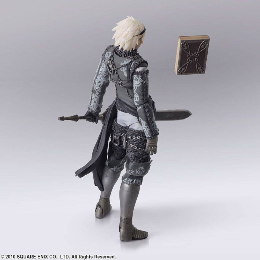 NieR RepliCant Bring Arts Action Figure 2-Pack Nier & Emil-13836