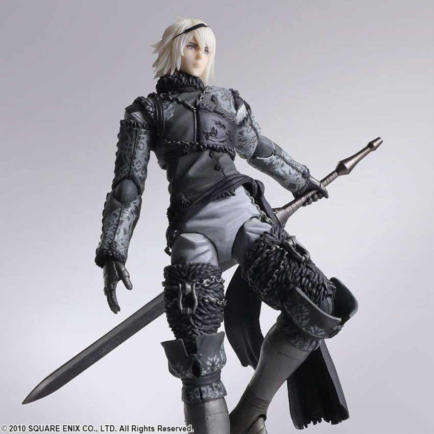 NieR RepliCant Bring Arts Action Figure 2-Pack Nier & Emil-13838