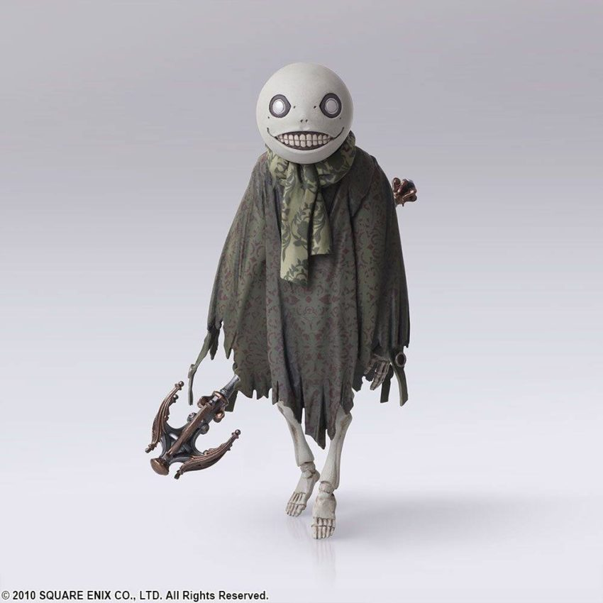 NieR RepliCant Bring Arts Action Figure 2-Pack Nier & Emil-13839