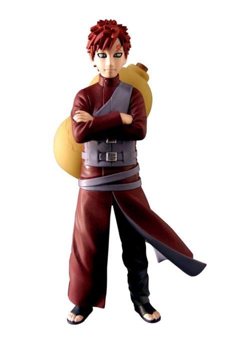 Naruto Shippuden Dynamic PVC Statue Gaara-0