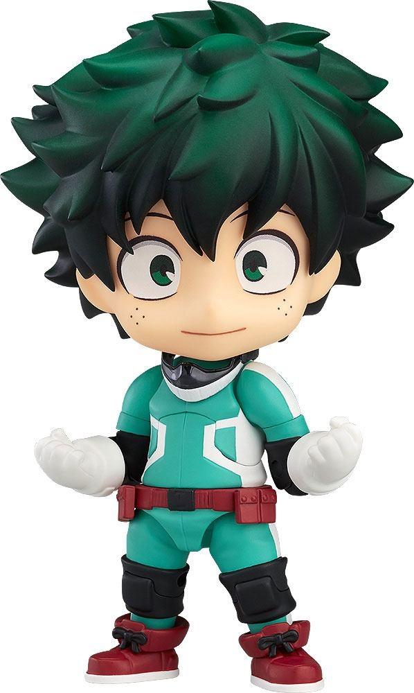 My Hero Academia Nendoroid Izuku Midoriya Hero's Edition-0