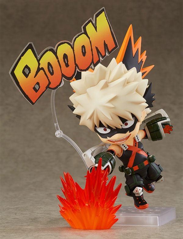 My Hero Academia Nendoroid Katsuki Bakugo Hero's Edition-13593