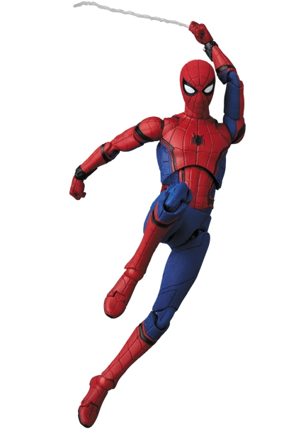 Spider-Man Homecoming MAFEX Spider-Man (Version 1.5)-14088