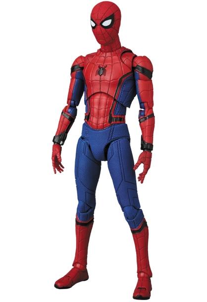 Spider-Man Homecoming MAFEX Spider-Man (Version 1.5)-14086