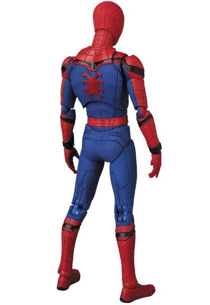 Spider-Man Homecoming MAFEX Spider-Man (Version 1.5)-14089