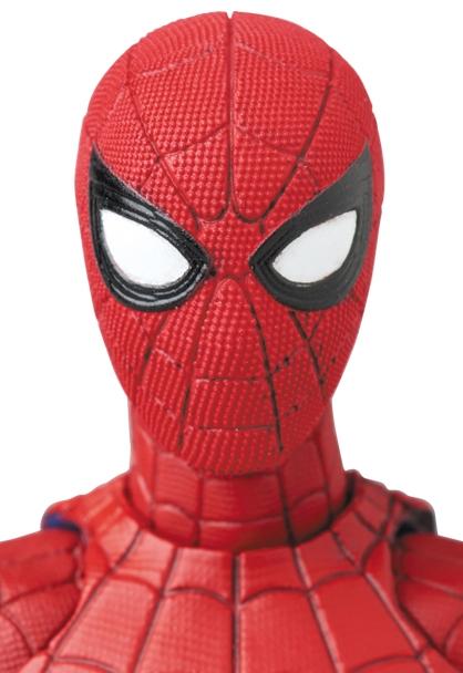 Spider-Man Homecoming MAFEX Spider-Man (Version 1.5)-14090