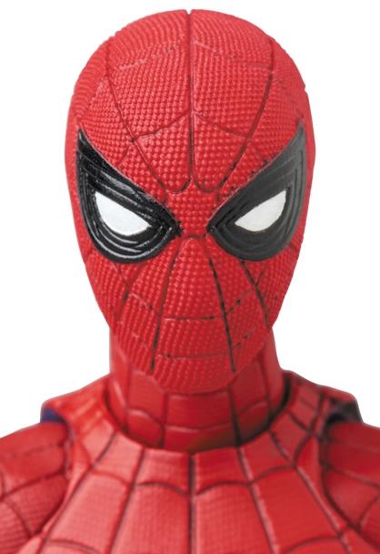 Spider-Man Homecoming MAFEX Spider-Man (Version 1.5)-14091