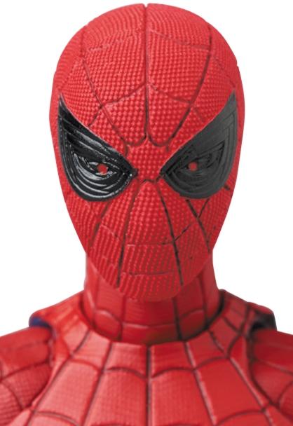 Spider-Man Homecoming MAFEX Spider-Man (Version 1.5)-14092