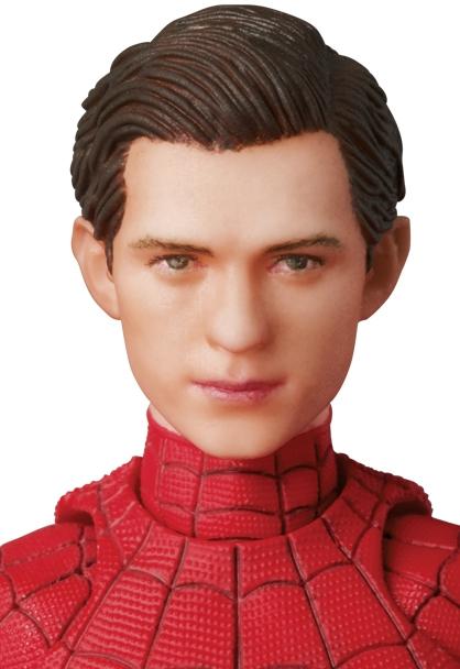 Spider-Man Homecoming MAFEX Spider-Man (Version 1.5)-14095