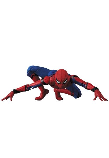 Spider-Man Homecoming MAFEX Spider-Man (Version 1.5)-14093