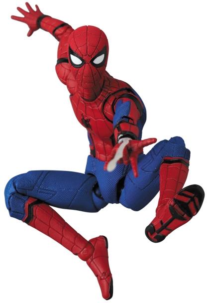 Spider-Man Homecoming MAFEX Spider-Man (Version 1.5)-14094