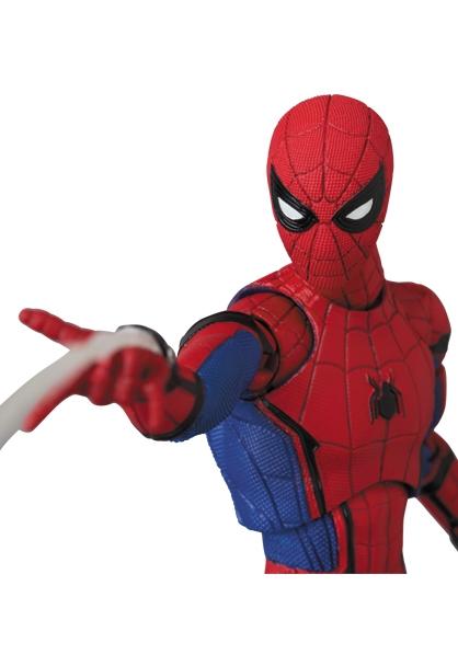 Spider-Man Homecoming MAFEX Spider-Man (Version 1.5)-14096