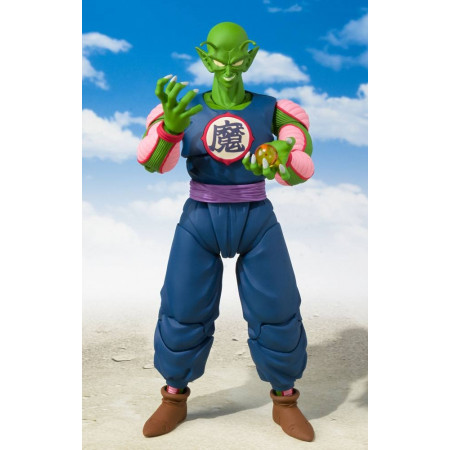 Dragonball S.H. Figuarts Demon King Piccolo (Daimao) Tamashii Web Exclusive-0