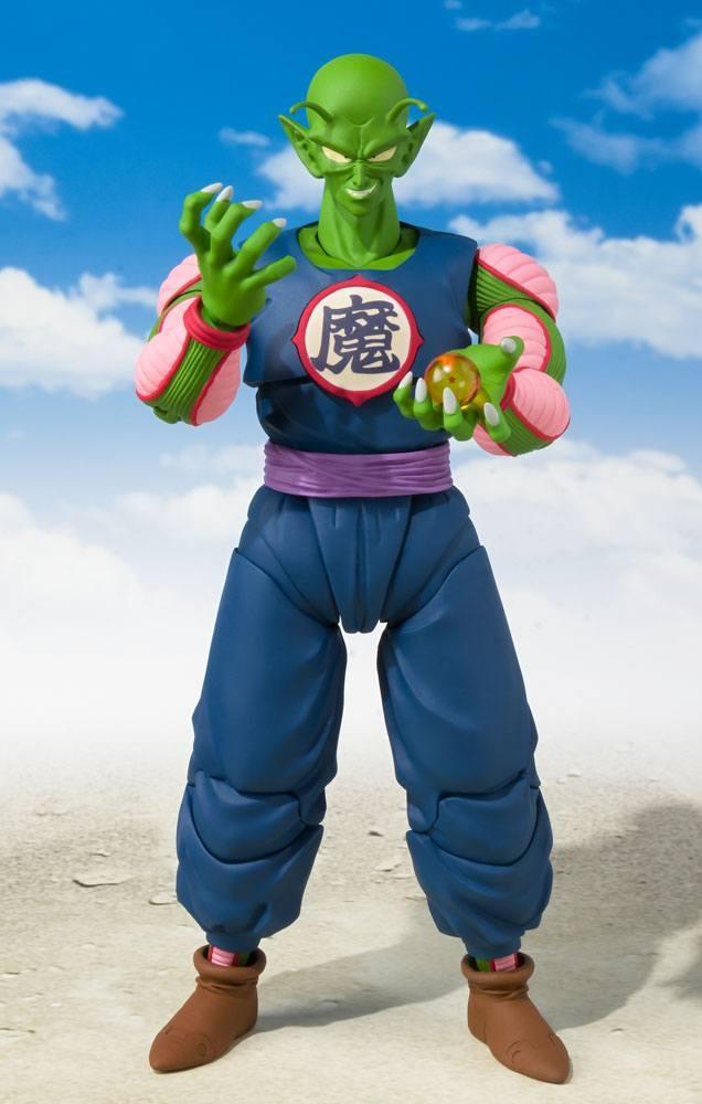 Dragonball S.H. Figuarts Demon King Piccolo (Daimao) Tamashii Web Exclusive-0
