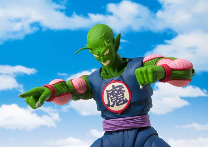 Dragonball S.H. Figuarts Demon King Piccolo (Daimao) Tamashii Web Exclusive-14028