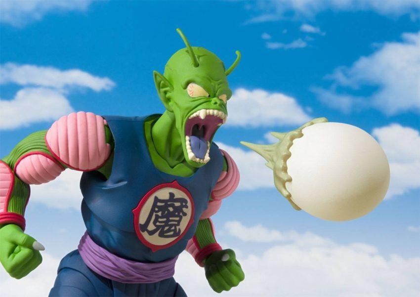 Dragonball S.H. Figuarts Demon King Piccolo (Daimao) Tamashii Web Exclusive-14030