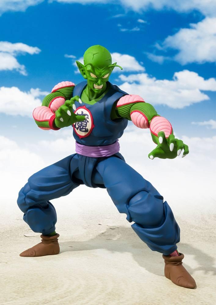 Dragonball S.H. Figuarts Demon King Piccolo (Daimao) Tamashii Web Exclusive-14032