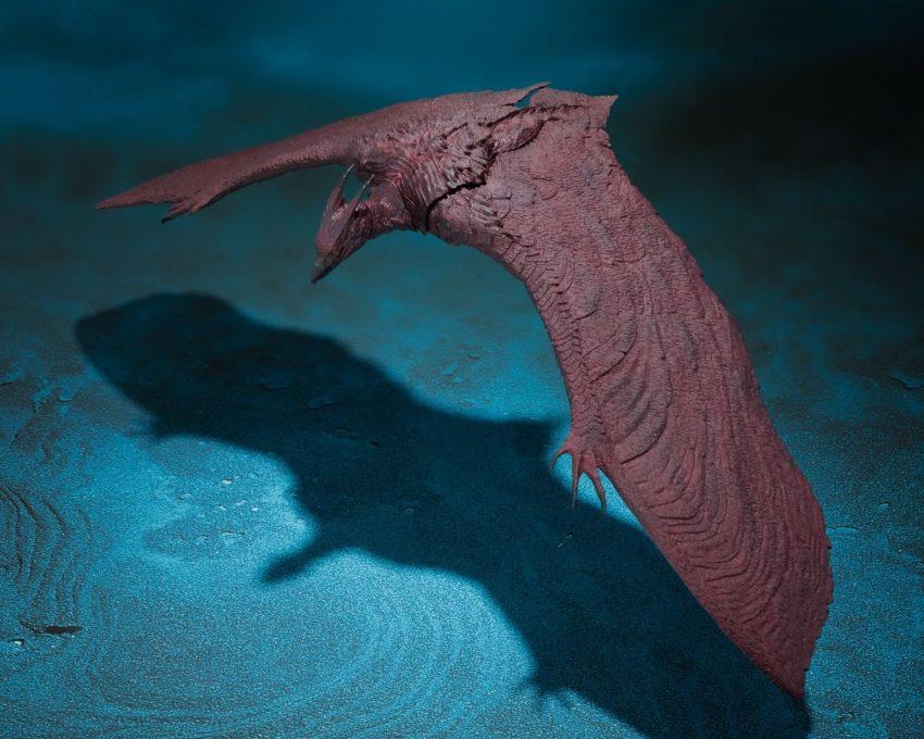 Godzilla King of the Monsters 2019 S.H. MonsterArts Action Figure 2-Pack Mothra & Rodan-14511