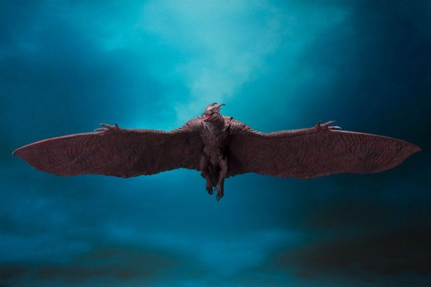 Godzilla King of the Monsters 2019 S.H. MonsterArts Action Figure 2-Pack Mothra & Rodan-14512
