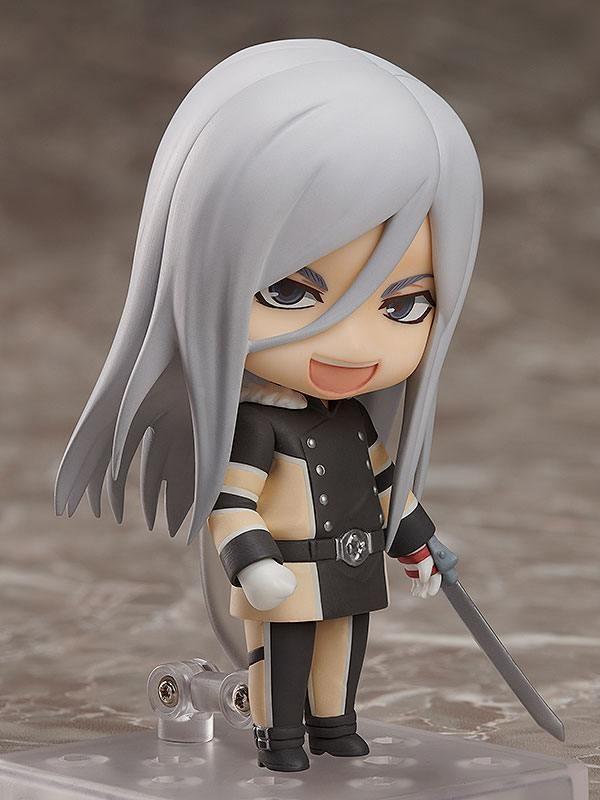 Reborn! Nendoroid Action Figure Squalo-14317