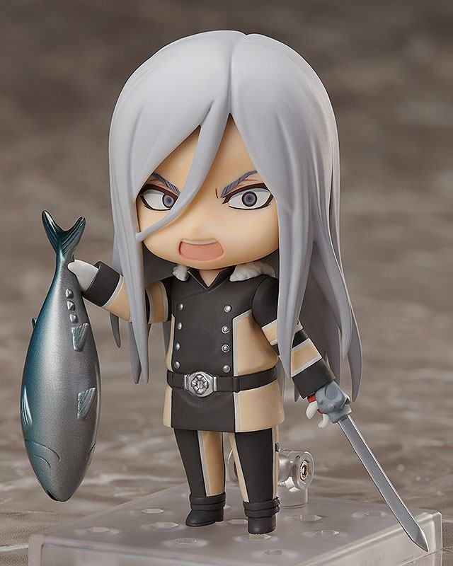 Reborn! Nendoroid Action Figure Squalo-14318