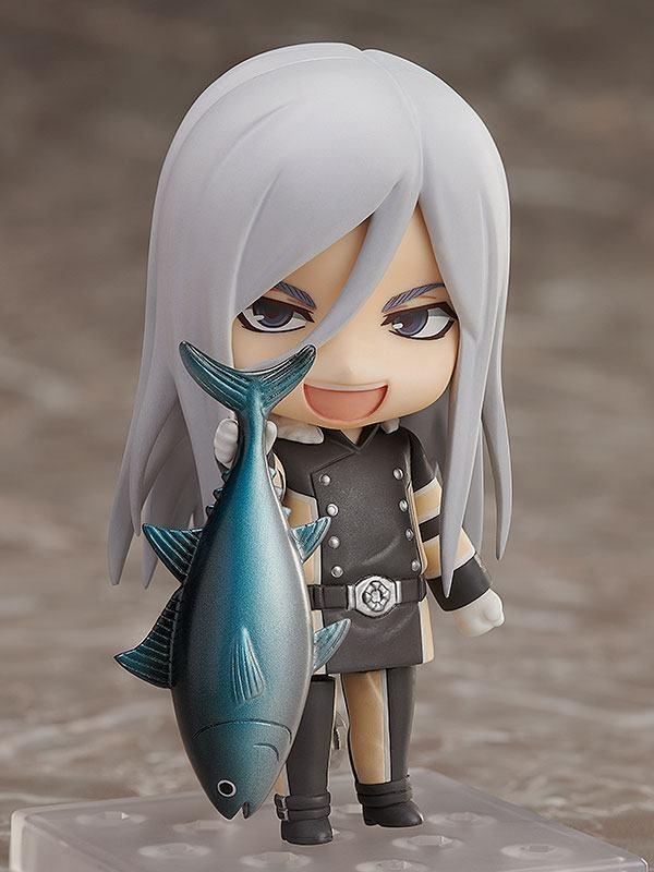Reborn! Nendoroid Action Figure Squalo-14319