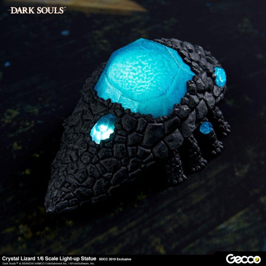 Dark Souls PVC Statue 1/6 Crystal Lizard SDCC 2019 Exclusive-14490
