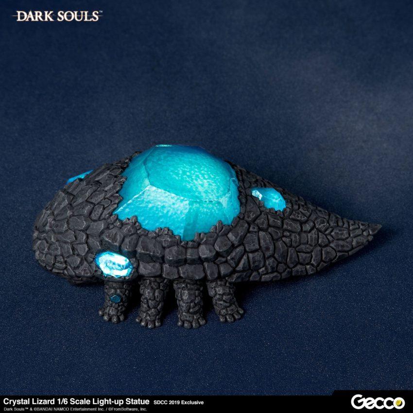 Dark Souls PVC Statue 1/6 Crystal Lizard SDCC 2019 Exclusive-14493