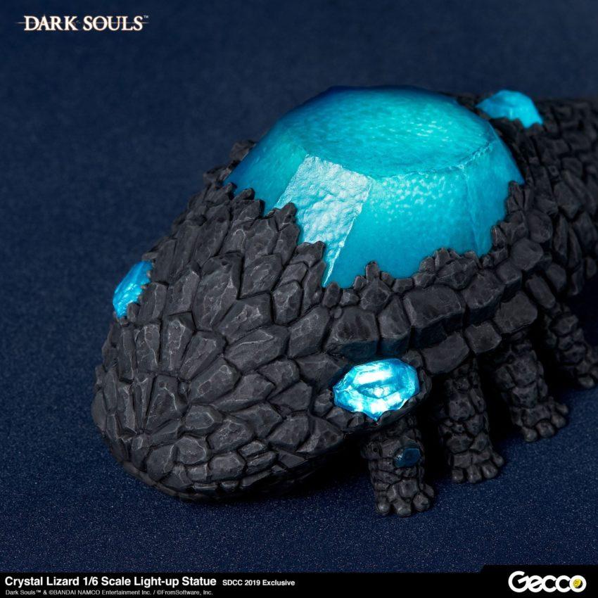 Dark Souls PVC Statue 1/6 Crystal Lizard SDCC 2019 Exclusive-14494