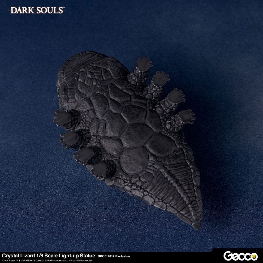 Dark Souls PVC Statue 1/6 Crystal Lizard SDCC 2019 Exclusive-14495