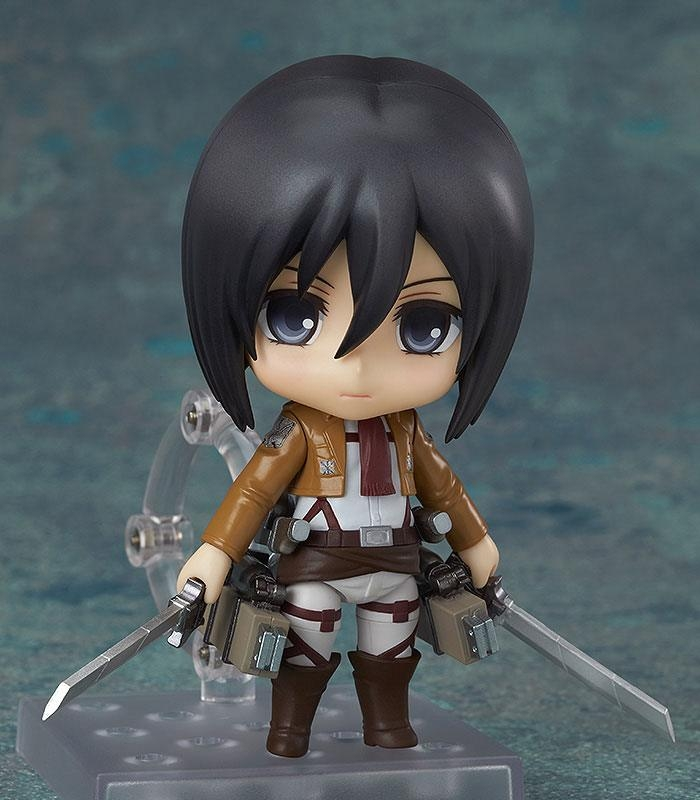 Attack on Titan Nendoroid Action Figure Mikasa Ackerman-14064
