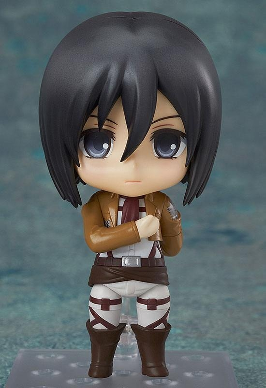 Attack on Titan Nendoroid Action Figure Mikasa Ackerman-14063