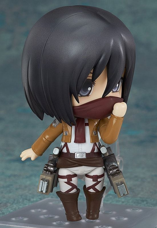 Attack on Titan Nendoroid Action Figure Mikasa Ackerman-14065