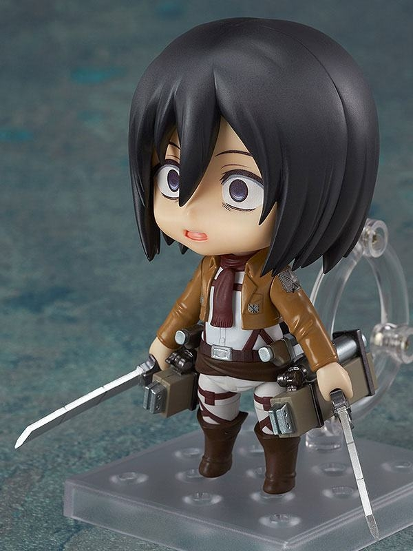 Attack on Titan Nendoroid Action Figure Mikasa Ackerman-14066