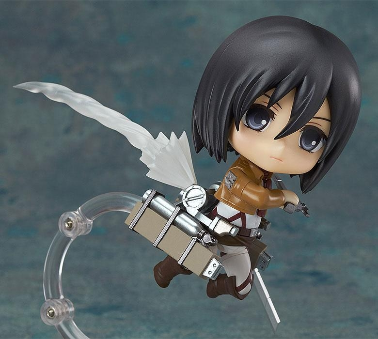 Attack on Titan Nendoroid Action Figure Mikasa Ackerman-14068