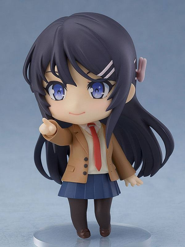 Rascal Does Not Dream of Bunny Girl Senpai Nendoroid Action Figure Mai Sakurajima-14136