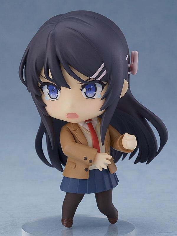 Rascal Does Not Dream of Bunny Girl Senpai Nendoroid Action Figure Mai Sakurajima-14137
