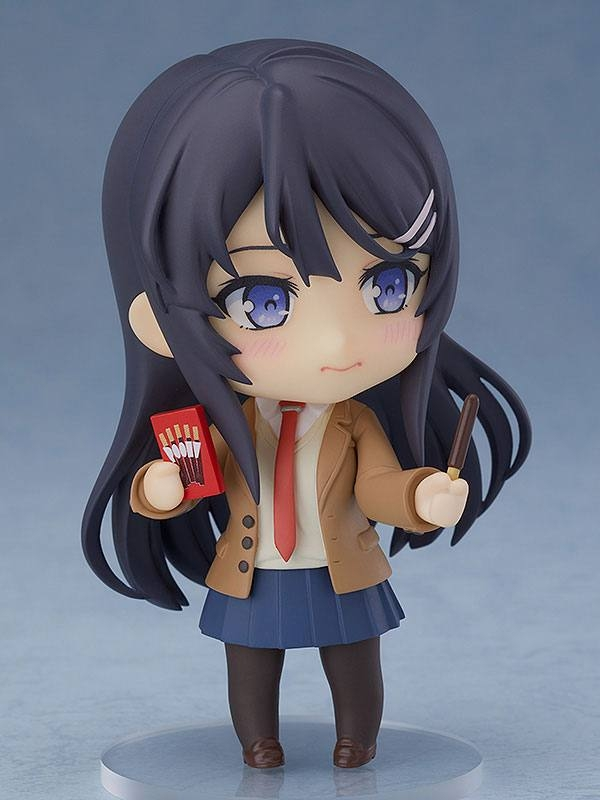 Rascal Does Not Dream of Bunny Girl Senpai Nendoroid Action Figure Mai Sakurajima-14138