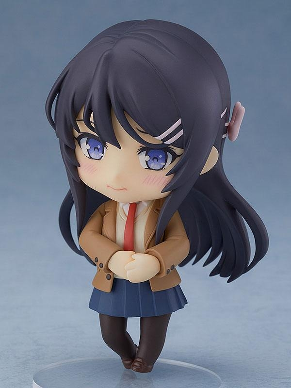Rascal Does Not Dream of Bunny Girl Senpai Nendoroid Action Figure Mai Sakurajima-14139