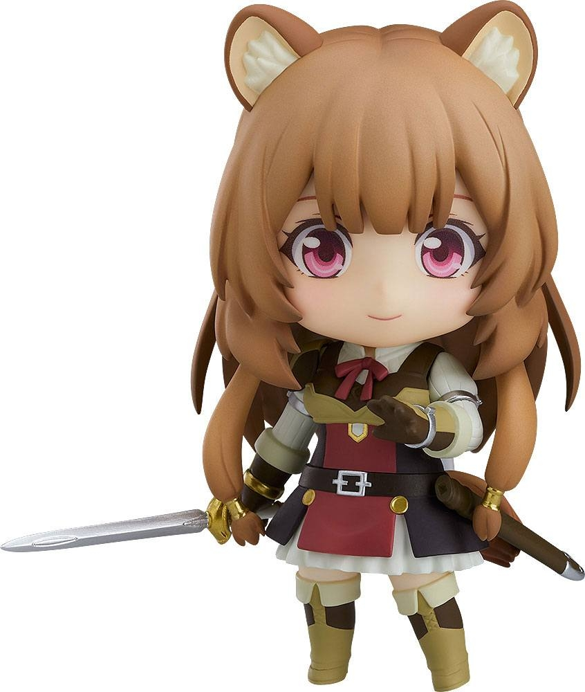 The Rising of the Shield Hero Nendoroid Action Figure Raphtalia-0